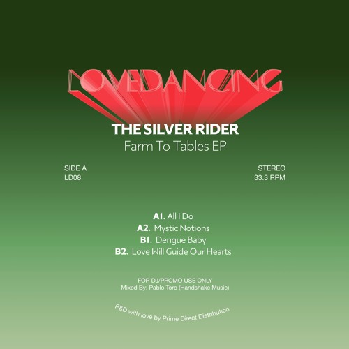 SB PREMIERE: The Silver Rider - Love Will Guide Our Hearts [Love Dancing]