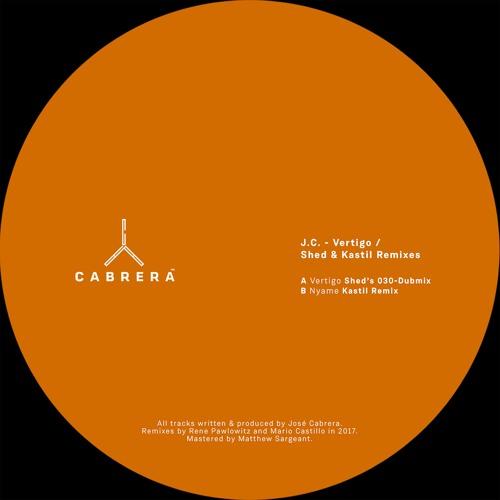 CBR13 - J.C.  - Vertigo (Shed & Kastil remixes) Snippets