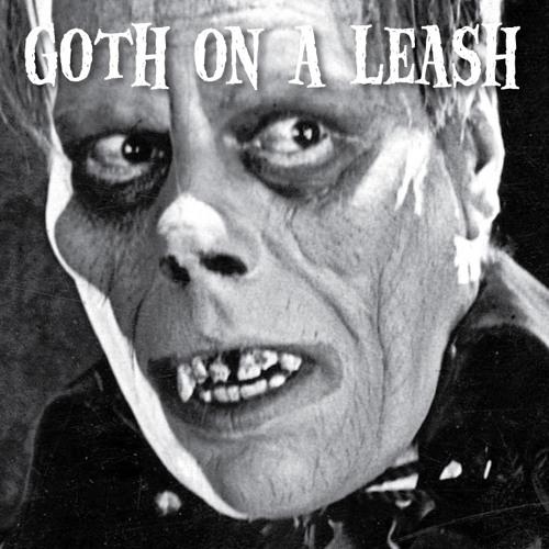 Goth on a Leash
