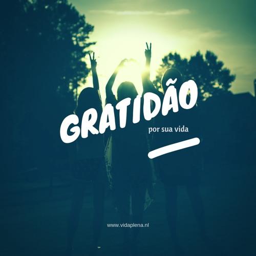 Gratidão por sua vida