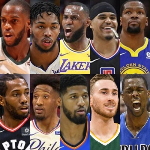 Episode 241: 2018 NBA Top 7 Series (PART III)-SMALL FORWARDS