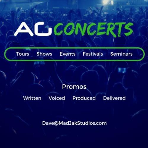 Audible Genesis Concert Promos
