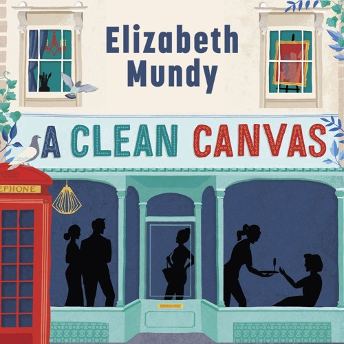 A Clean Canvas by Elizabeth Mundy, read by Rula Lenska (Audiobook extract)