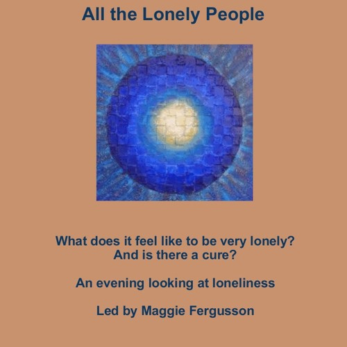 All The Lonely People By Maggie Fergusson