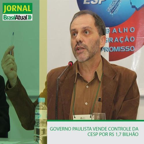 Governo paulista vende controle da CESP por R$ 1,7 bilhão