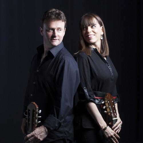 Sylvain Luc & Marylise Florid