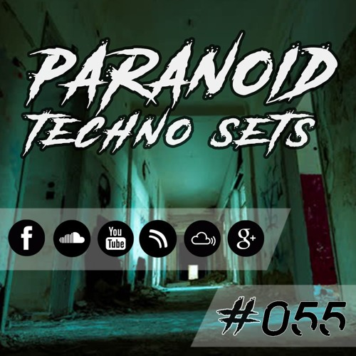 Paranoid Techno Sets #055 // Dä Krieger