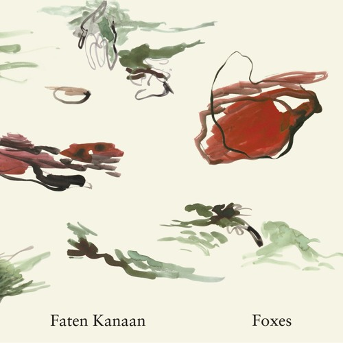 'Foxes' by Faten Kanaan