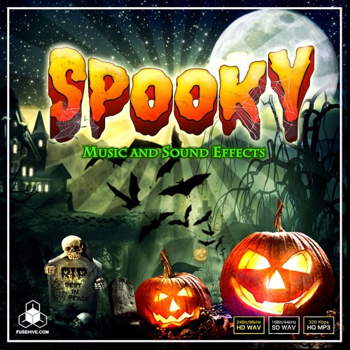SPOOKY HALLOWEEN AUDIO BUNDLE - Scary Music and Horror Sound Effects