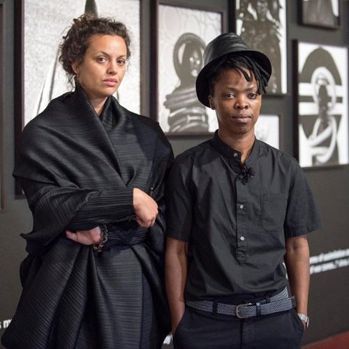 Zanele Muholi and Renée Mussai