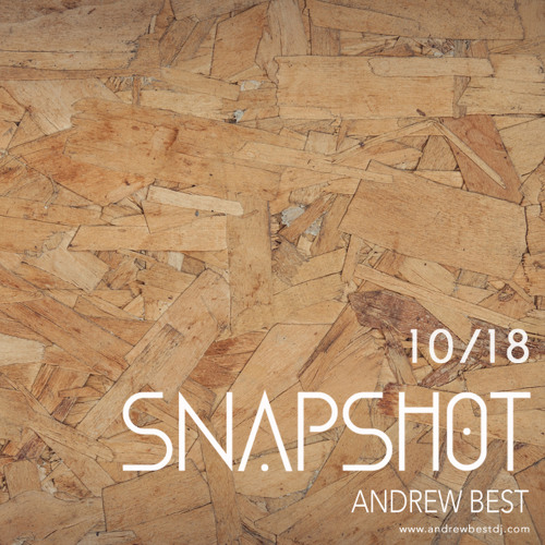 Andrew Best - October 2018 Snapshot