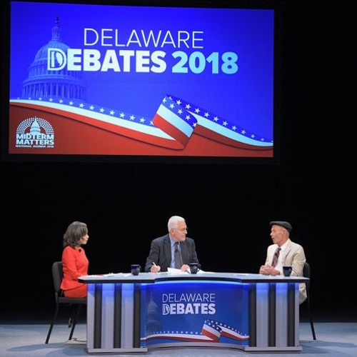Delaware Debates 2018 Podcast: U.S. House of Representatives