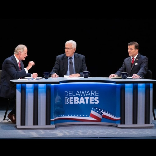 Delaware Debates 2018 Podcast: U.S. Senate