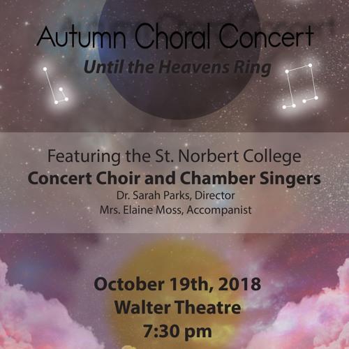 Autumn Choral Concert 2018