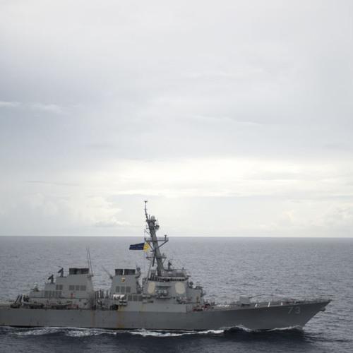 VOA连线(黄耀毅):美政府:美军舰通过台湾海峡符合国际法