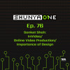 Shunya One Ep. 76: Sanket Shah: InVideo/ Online Video Production /Importance of Design