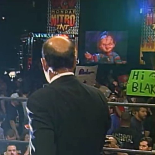 Who Booked This? Chucky on Nitro