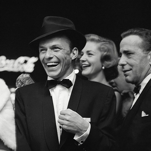 Frank Sinatra, Humphrey Bogart, and Lauren Bacall on Command Performance—08/30/1945