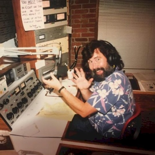 Listen to a WSGS Tribute to Jim Webb, a poet, playwright, and radio broadcaster
