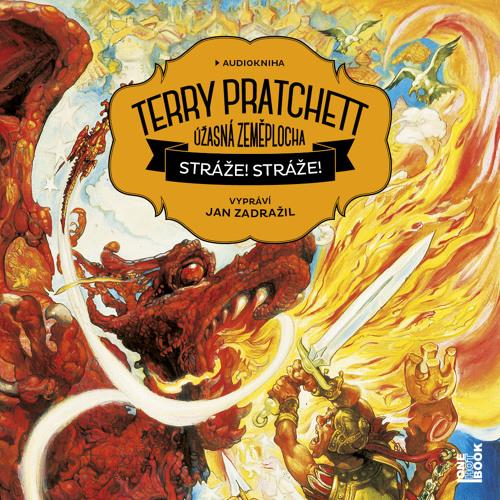 Terry Pratchett - Stráže! Stráže! / čte Jan Zadražil - demo - OneHotBook