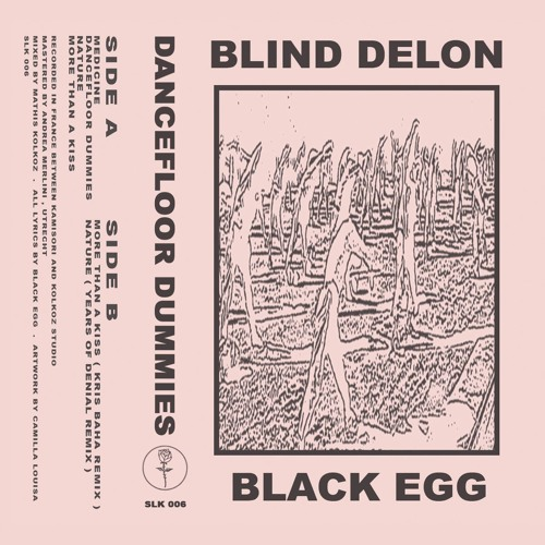 Premiere: Blind Delon & Black Egg – More Than A Kiss (Kris Baha Remix) [She Lost Kontrol]
