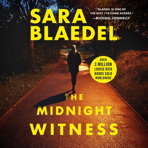 THE MIDNIGHT WITNESS by Sara Blaedel. Read by Christine Lakin - Audiobook Excerpt