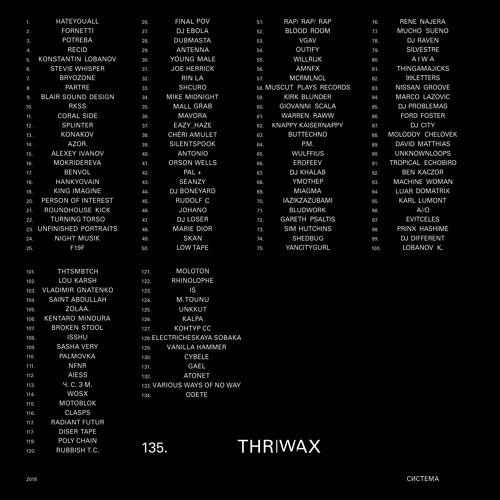 система # 135   THRIWAX by система   system   Free Listening