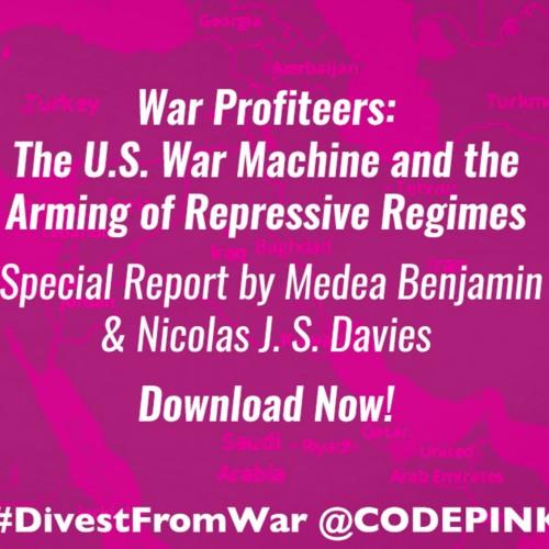 Talk Nation Radio: Nicolas Davies on War Profiteers