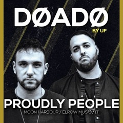 Proudly People @ Doado By Underground Family (Coupole - Bienne) 19.10.18 [FREE DOWNLOAD]