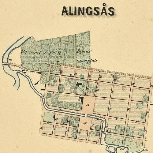 Erik Hallberg Alingsås historia Del 2
