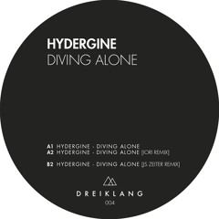 Premiere: Hydergine - Diving Alone (JS Zeiter Remix) [Dreiklang Records]
