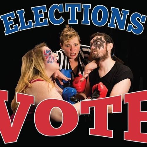 Ben Rexroad and Nici Romo: The Joy of Voting, Wandering Aesthetics
