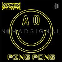 Armin Van Buuren - Ping Pong (NOMADsignal Club Edit)