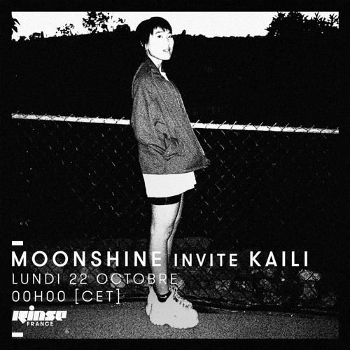 MIX FOR MOONSHINE ON RINSE FRANCE 10.22.18