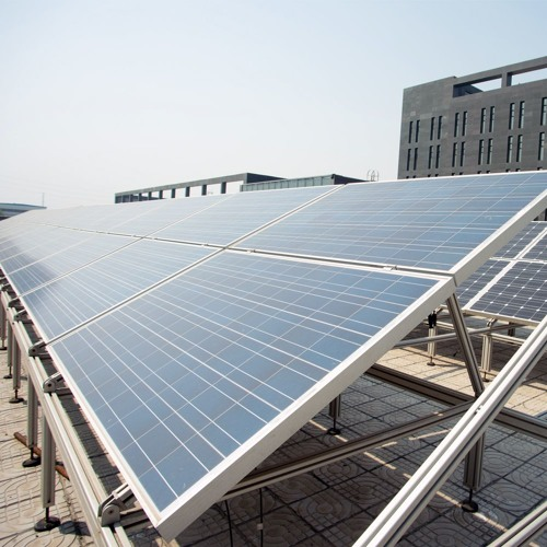 Small-scale solar systems would be better for developing countries