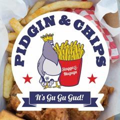 [Premiere] Stagga & Magugu - Lean Mean Pidgin Machine (out on Fat Fridge)