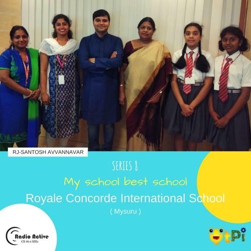 My School Best School Series 8 -Royal Concorde International School