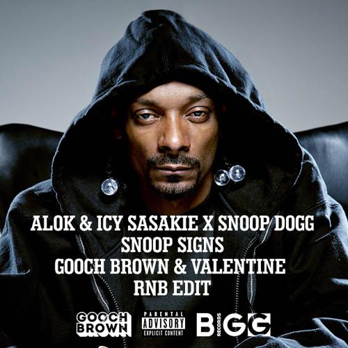 Alok & Icy Sasakie x Snoop Dogg - Snoop Signs (Gooch Brown & Valentine RNB Edit).mp3