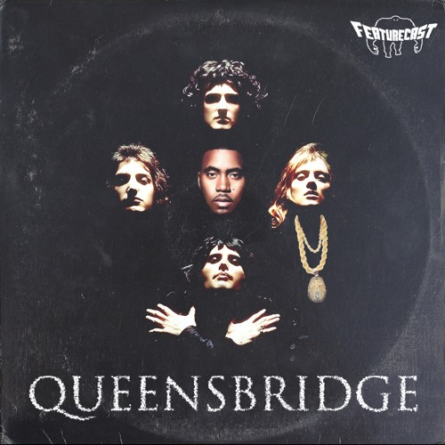 Featurecast presents - Queensbridge (LP) 2018