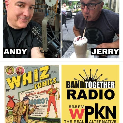 Band Together Radio    |   October 2018