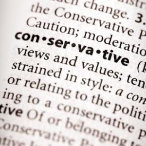 19. Pravidelná dávka - Konzervativizmus