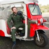 Julian O'Shea On RMIT Project SolarTuk 3000 Km Solar Power TukTuk Expedition -Graeme Kemlo