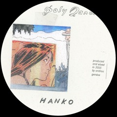"""Hanko – androo (POL001 release) 12"""" A side"""