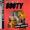 C Tangana & Becky G - Booty (David Dancos Remix) Portada del disco