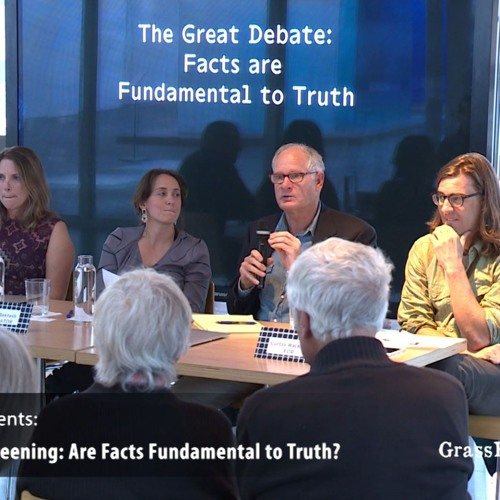 """spen Art Museum presents: The Great Debate - """"Are Facts Fundamental to Truth?"""""""