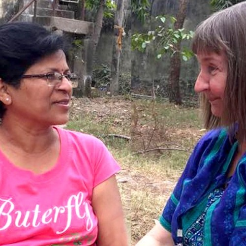 01 The meaning of Vijaya's name - working with depression and a shared experience of grief