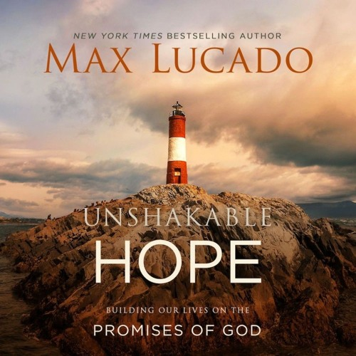 Author Max Lucado on writing, Donald Trump and how God's promises hold strong, even in tough times.