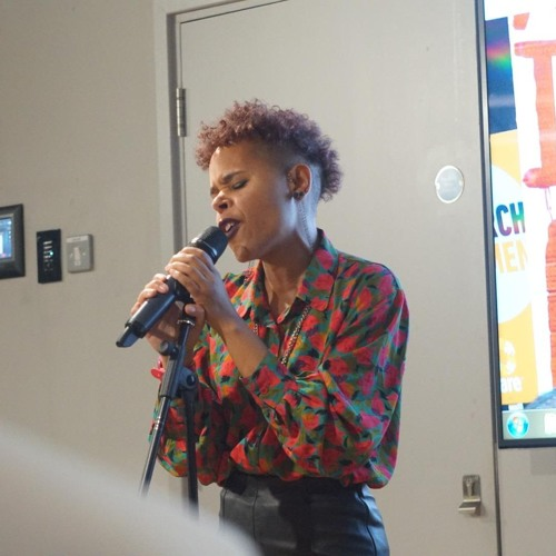 TMOAP Story Slam - Priscilla Eyles 'Be Perfect'