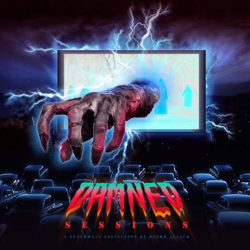Damned Sessions - A Synthwave Collection [FREE DOWNLOAD