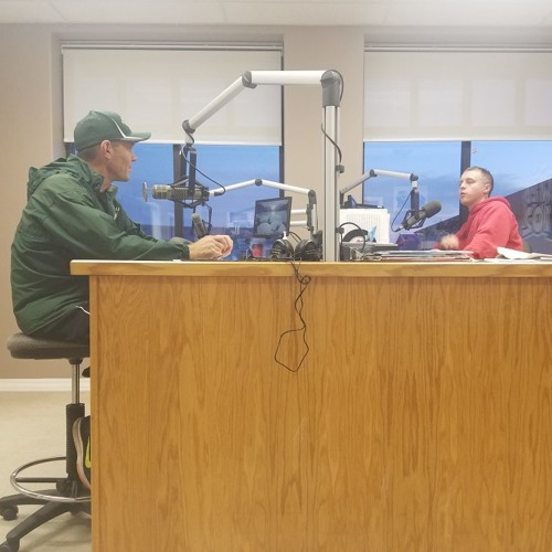 Randy Nelson joins the Roseau Rams Coaches Show